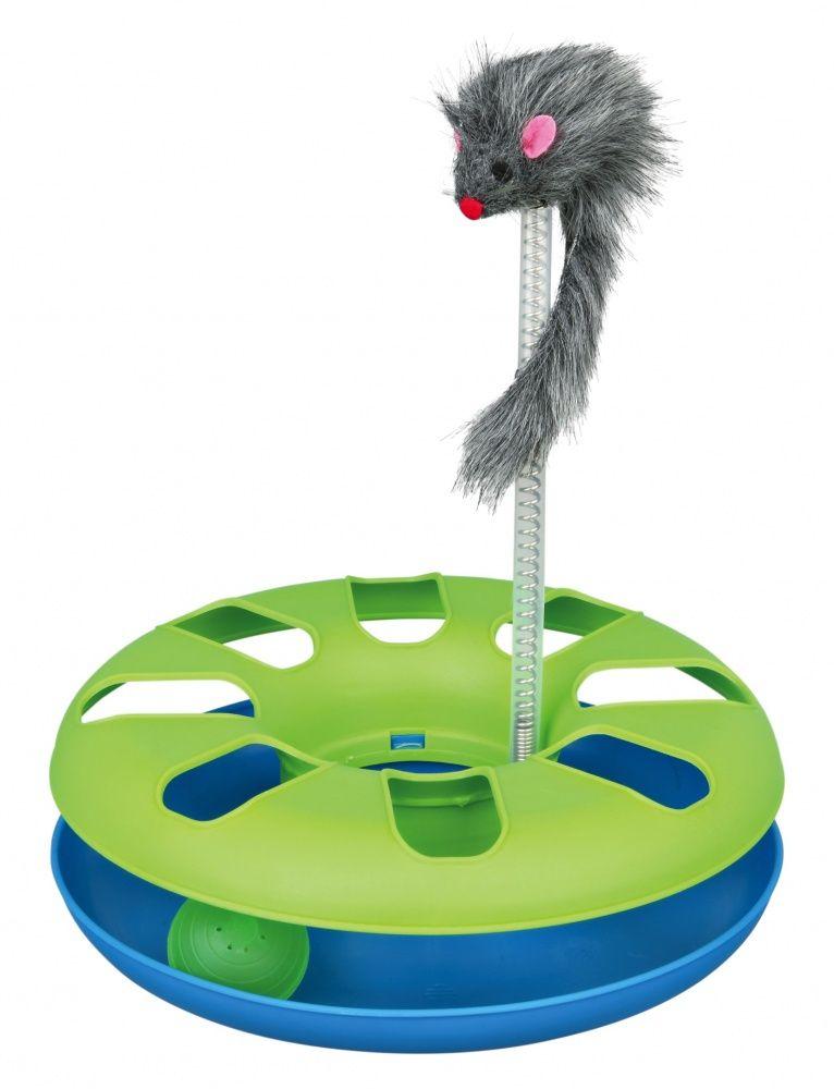 Игрушка-трек Trixie Crazy Circle с мышкой