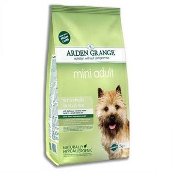 Сухой корм Arden Grange Adult Dog Mini Lamb&Rice с ягненком и рисом для взрослых собак мелких пород