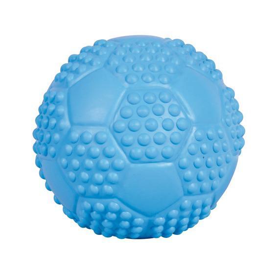 Игрушка Trixie Мяч футбольный для собак 5,5 см