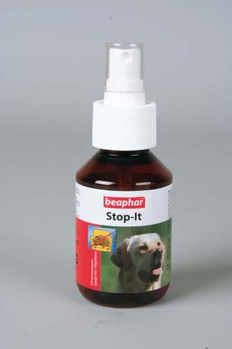 Спрей Beaphar Stop It Dog отпугивающий для защиты мест и предметов интерьера 100 мл