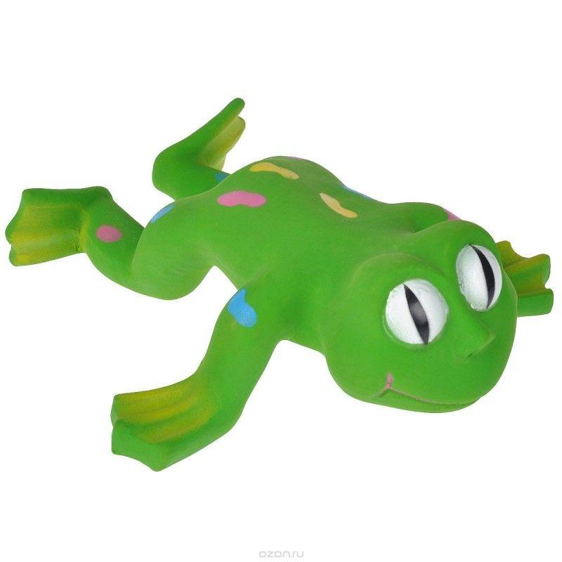 Игрушка I.P.T.S. Beeztees Лягушка для собак