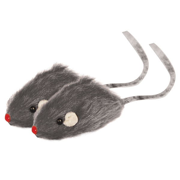 Triol Мышь Игрушка для кошек 5см