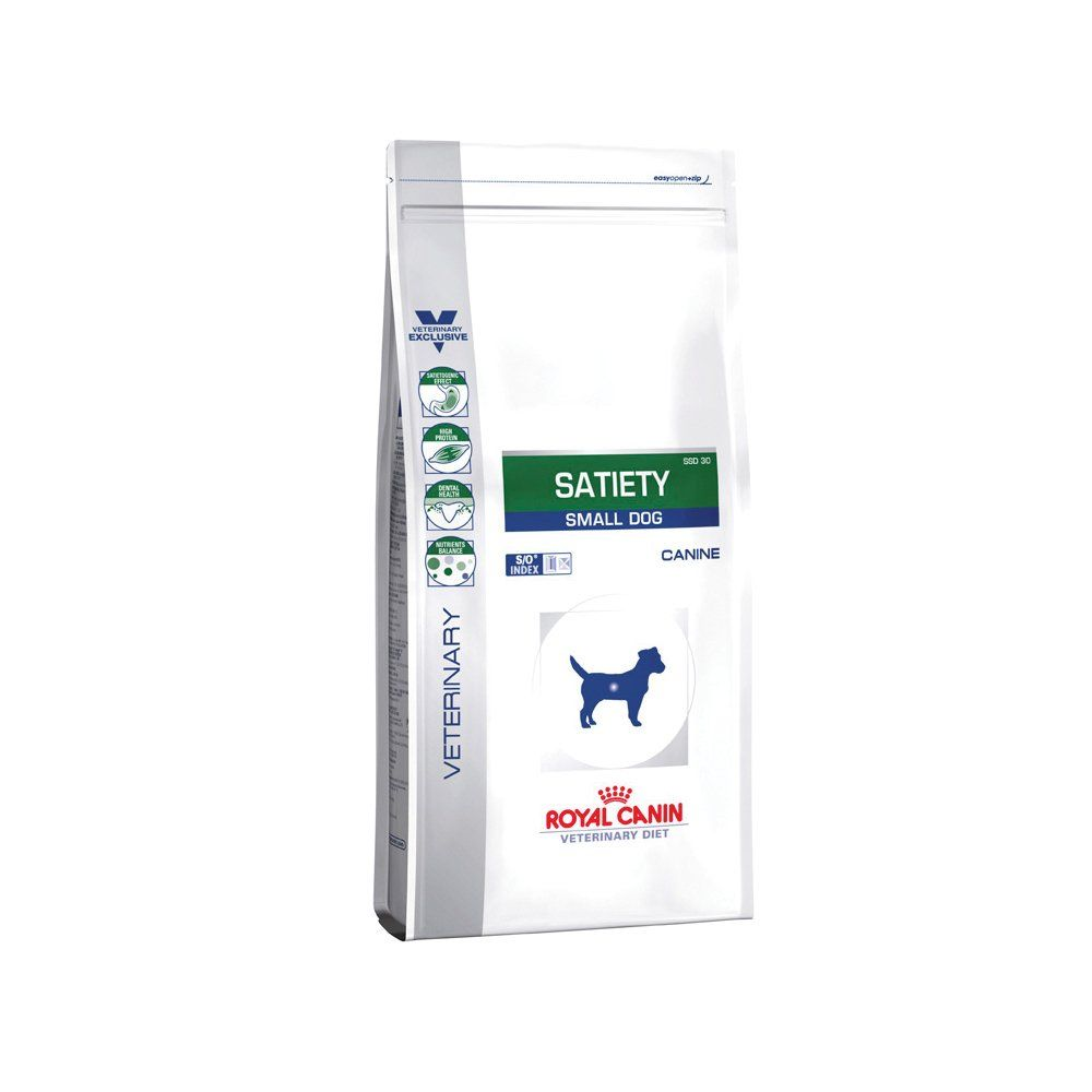 Сухой корм Royal Canin Satiety Small Dog контроль веса для собак малых пород