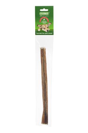 Корень бычий TiTBiT в мягкой упаковке для собак