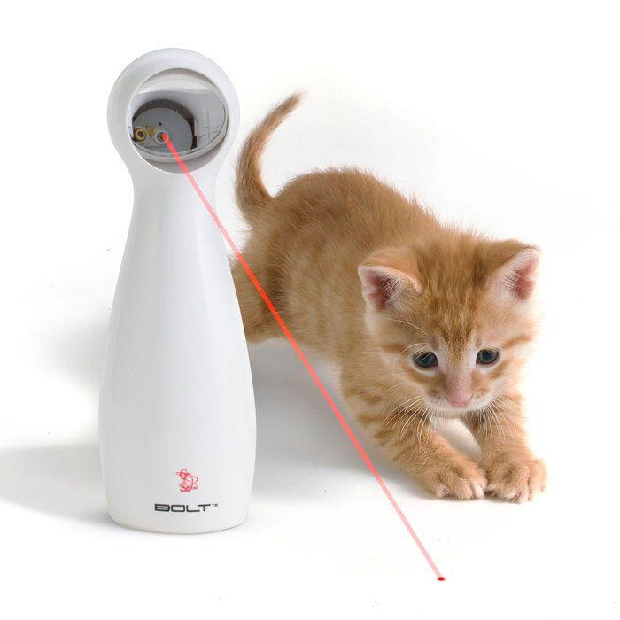 Интерактивная лазерная игрушка FroliCat Bolt Laser для кошек