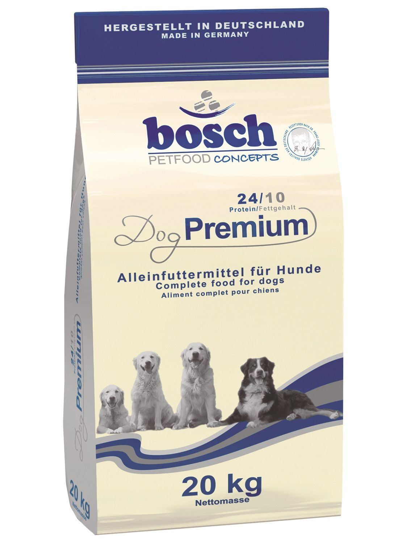 Сухой корм Bosch Dog Premium для собак 20 кг