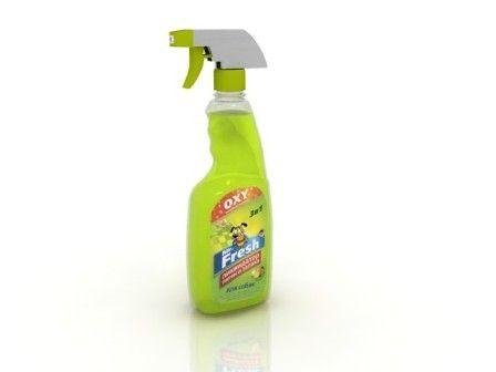 Ликвидатор пятен и запаха Mr. Fresh 3 в 1 для собак 500 мл