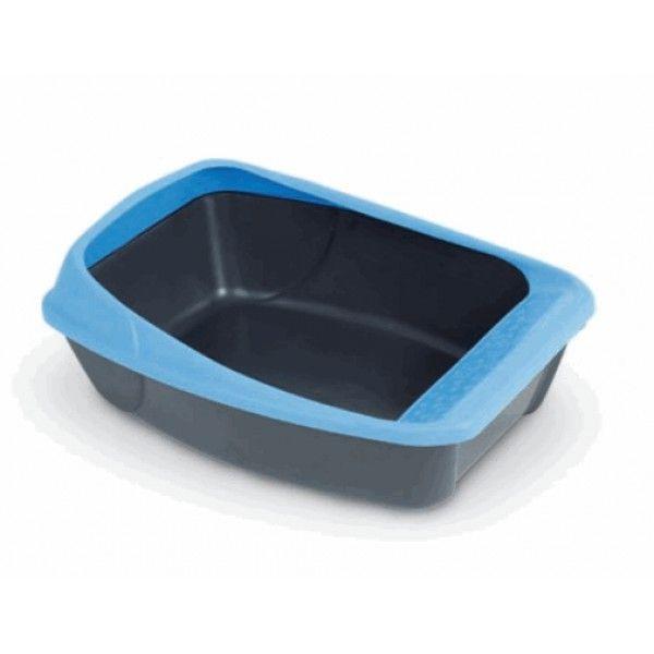Туалет-лоток MPS Virgo с рамкой для кошек