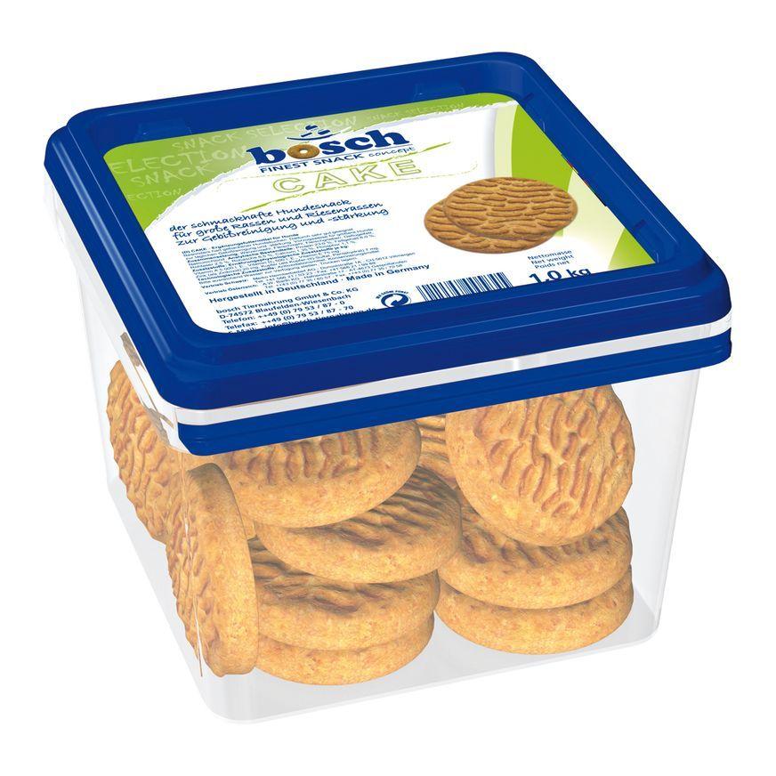 Лакомство Bosch Cake Укрепление десен 1 кг