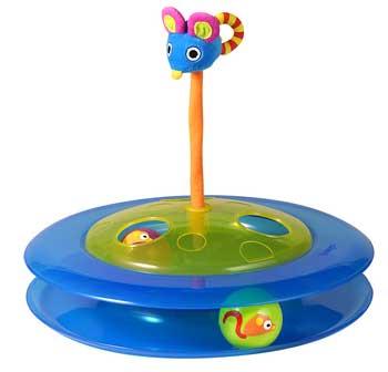 Игрушка для кошек Petstages Трек с двумя мячиками