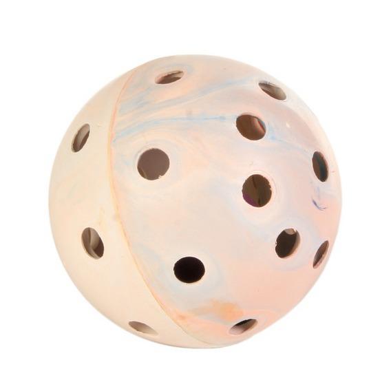 Игрушка Trixie Мяч с колокольчиком для собак