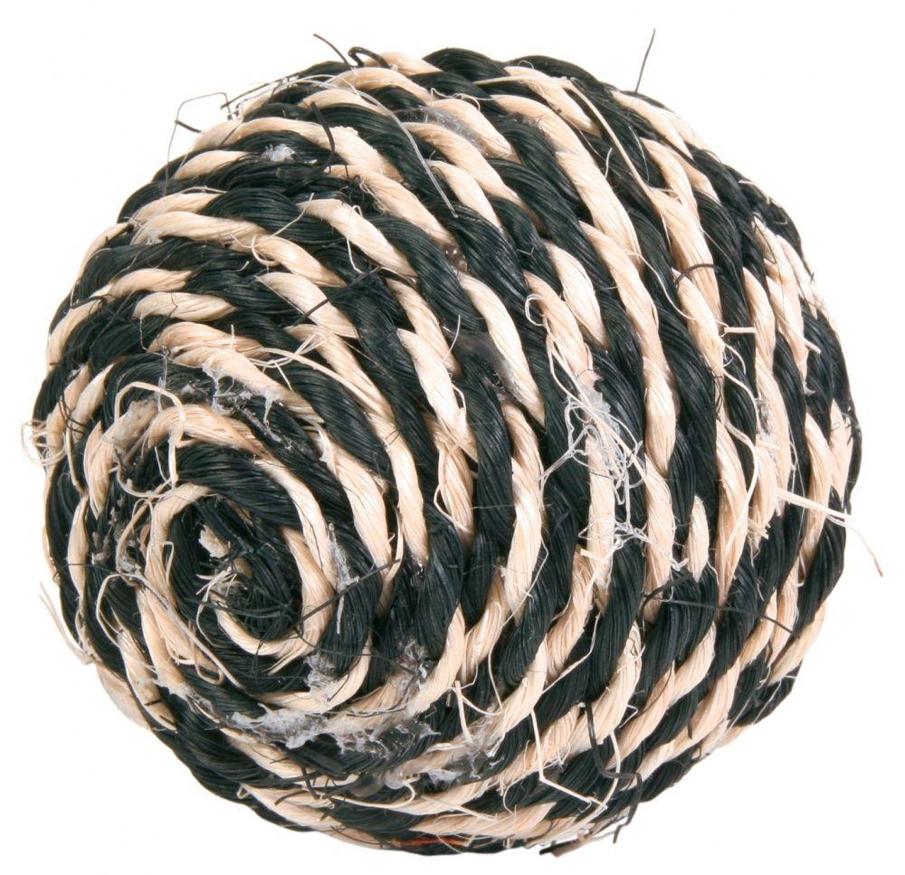 Мяч Trixie веревочный для кошек
