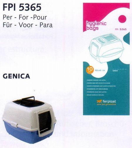 Мешок гигиенический Ferplast для туалета GENICA