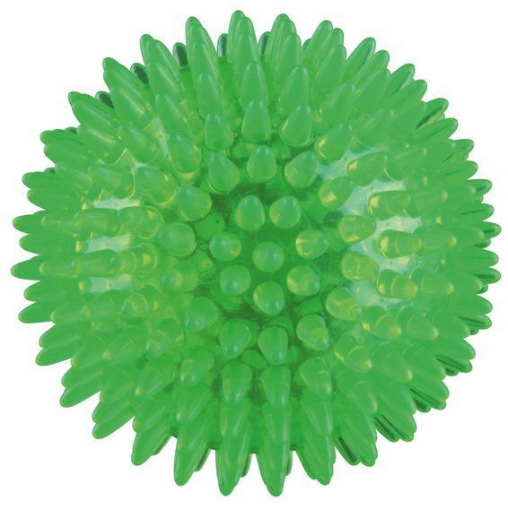 Игрушка Trixie Мяч игольчатый резиновый для собак