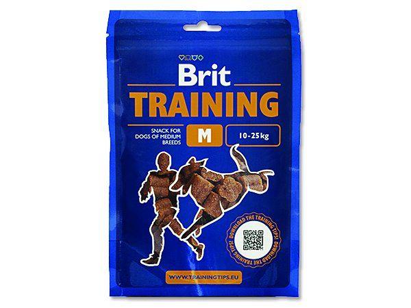 Дрессировочные снеки Brit Training M для взрослых собак средних пород