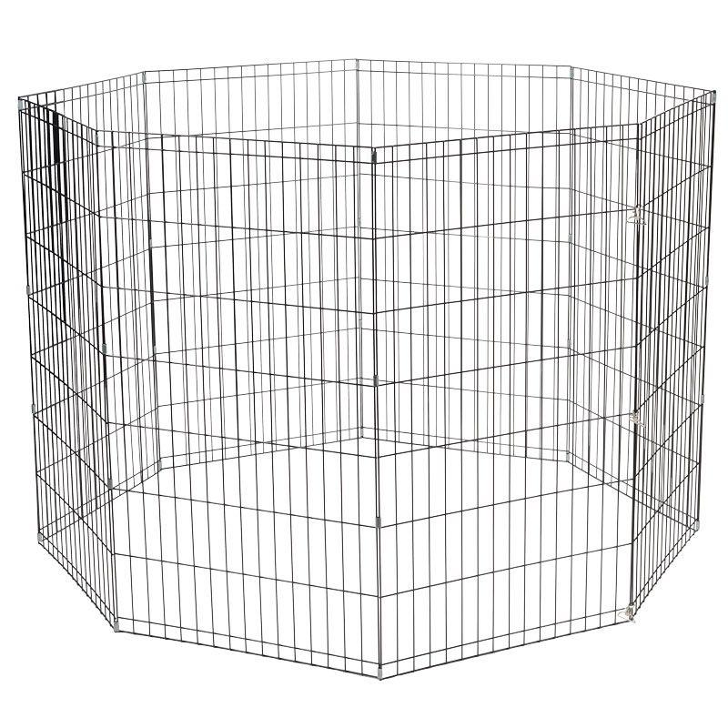 Вольер Triol 42 K восьмисекционный для животных, 61 х 107 см