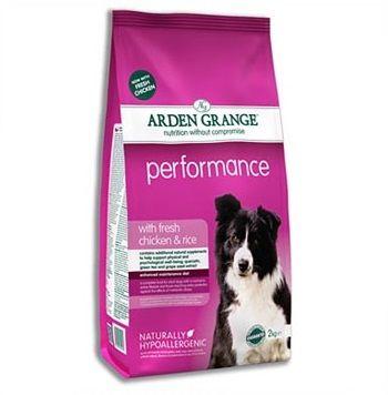 Сухой корм Arden Grange Adult Dog Performance для взрослых активных собак