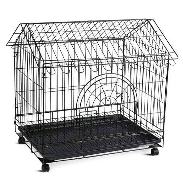 Клетка Triol D3 на колесах для животных, 66 х 55 х 62 см