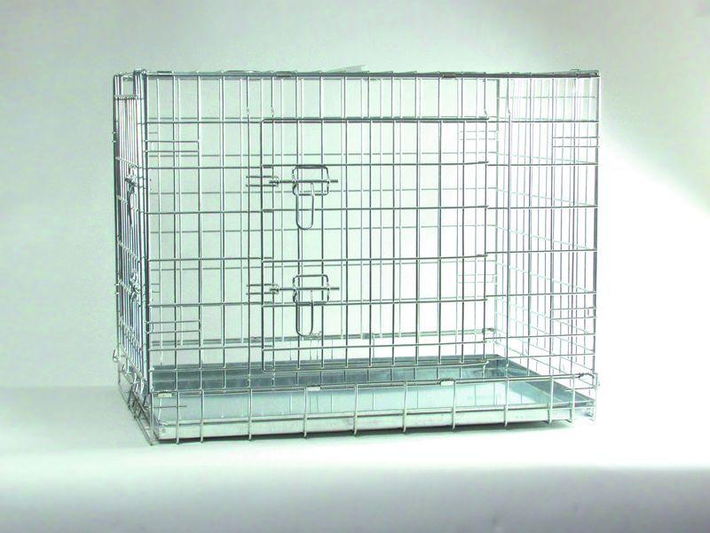 Клетка I.P.T.S. стальная для собак