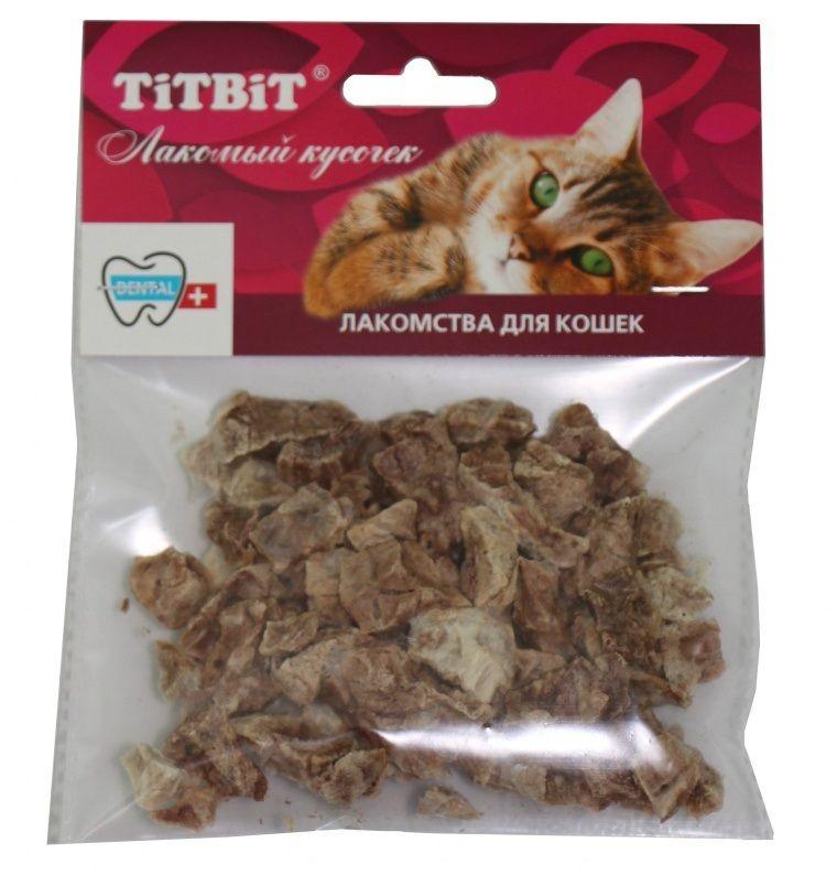 Легкое говяжье TiTBiT для кошек