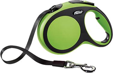 Рулетка Flexi COMFORT L(лента) 5м Зелёный