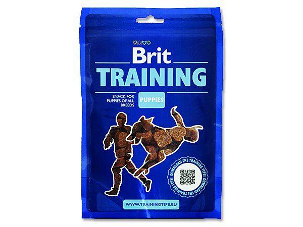 Дрессировочные снеки Brit Training Puppies для щенков