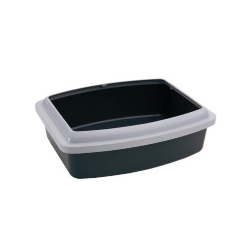 Туалет Savic OVAL TRAY с бортом для кошек