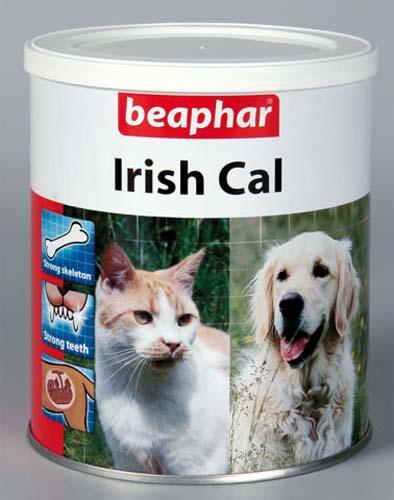 Минеральная смесь Beaphar Irish Cal с содержанием солей кальция для собак и кошек