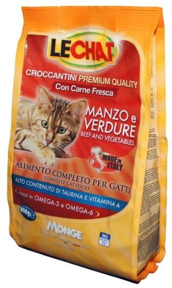 Сухой корм Lechat Cat для кошек 400 г
