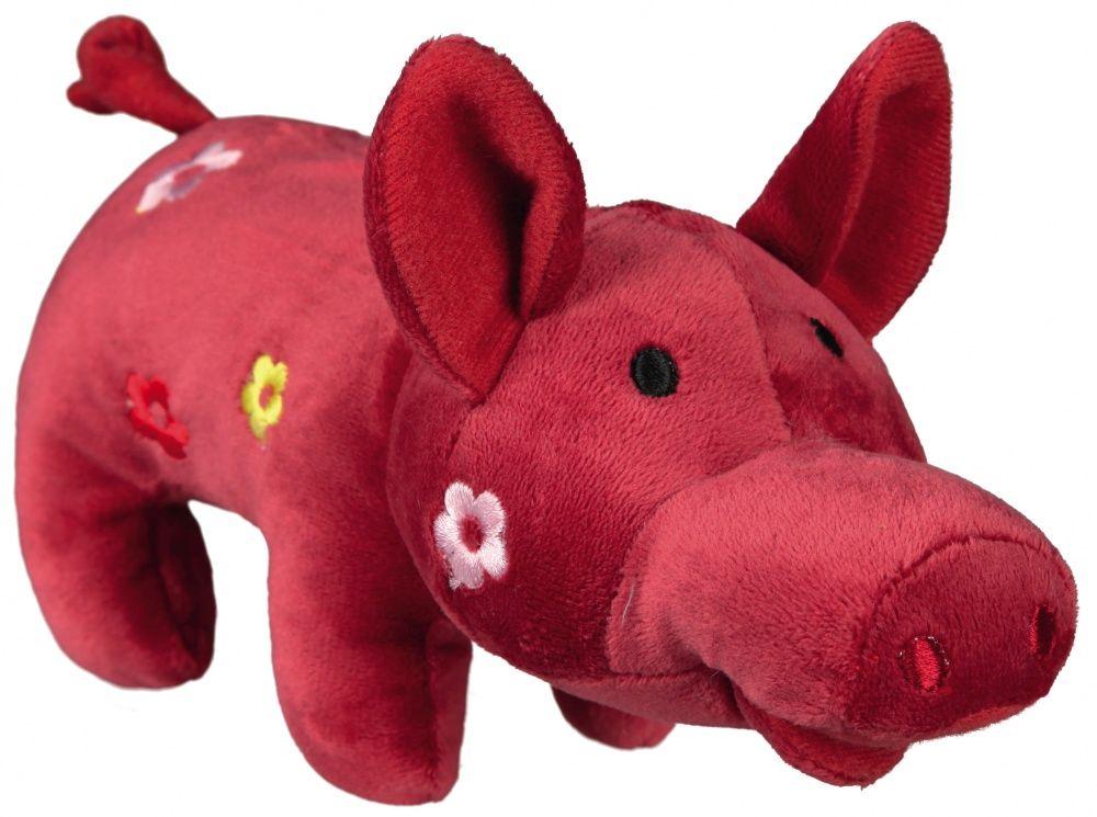 Игрушка Trixie Свинка для собак