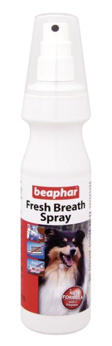 Спрей Beaphar Fresh Breath Spray для чистки зубов у собак 150 мл
