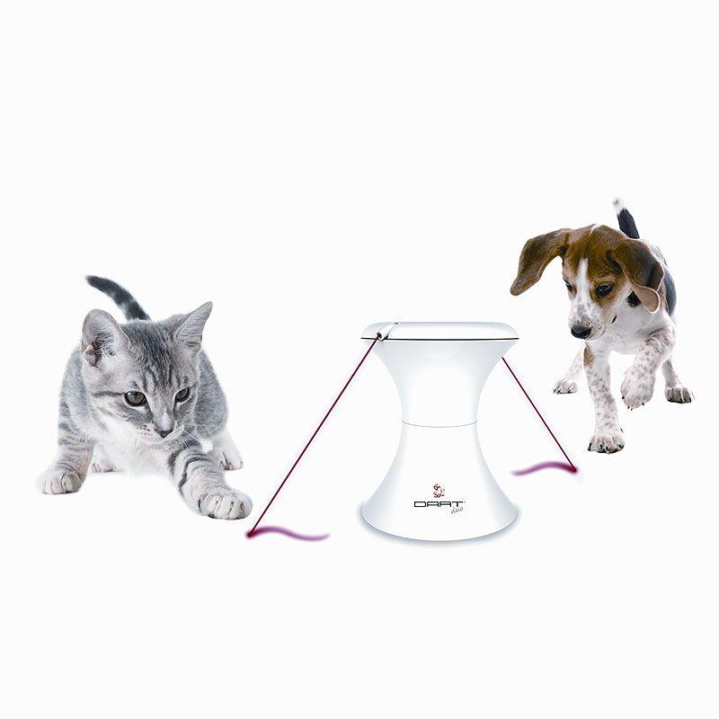 Интерактивная лазерная игрушка FroliCat Dart Duo для кошек