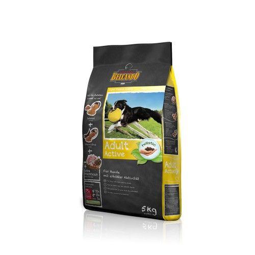 Сухой корм Belcando Adult Active для взрослых собак с высоким уровнем активности
