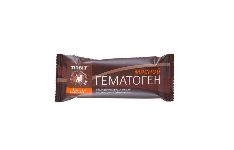 Гематоген TiTBiT мясной classic