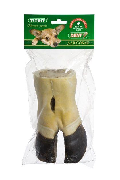 Путовый сустав TiTBiT говяжий большой для собак