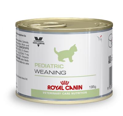 Консервы Royal Canin Pediatric Weaning для котят от 4 недель до 4 месяцев 195 г