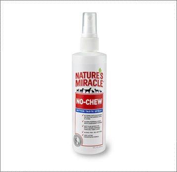 Антигрызин 8in1 Nature's Miracle No-Chew Deterrent Spray для собак 237 мл