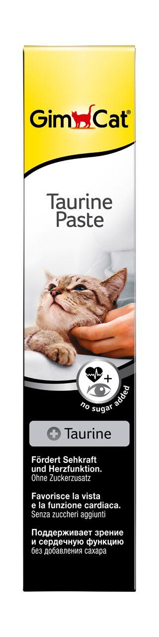 Функциональная паста Gimcat с таурином для кошек