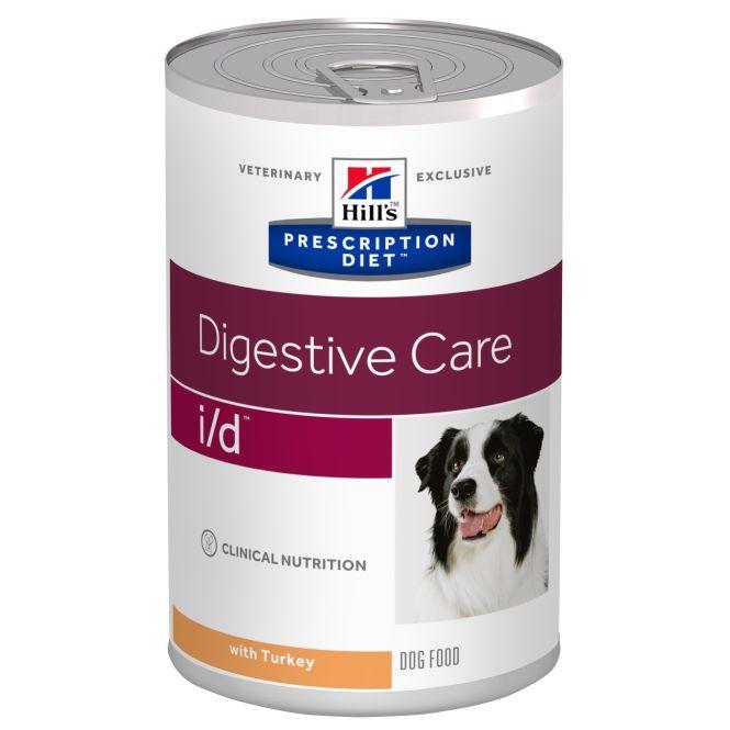 Консервы Hill's Prescription Diet I/D Digestive Care для лечения заболеваний ЖКТ у собак 360 г