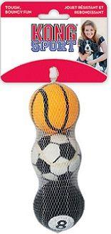 Игрушка Kong Air Sport Теннисный мяч для собак