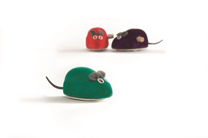 Игрушка I.P.T.S. Beeztees Мышь заводная для кошек