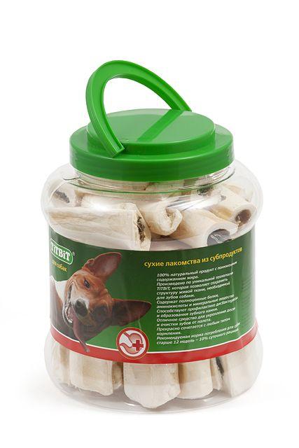 Сэндвич говяжий TiTBiT в пластиковой банке для собак (4,3 л)