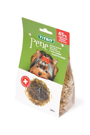 Печенье TiTBiT PENE с морскими водорослями для собак