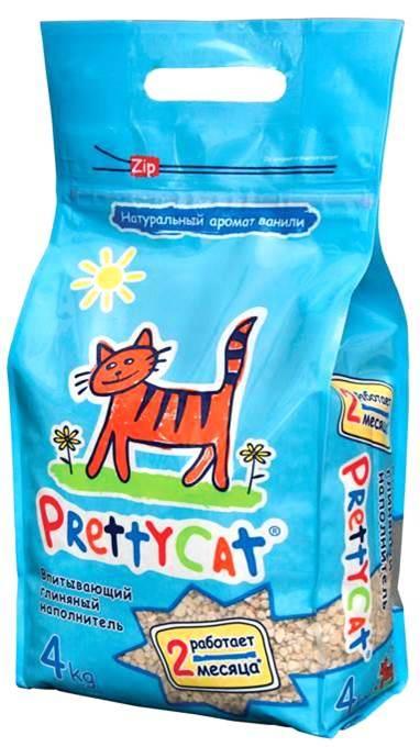 Наполнитель PrettyCat Club Aroma Fruit впитывающий