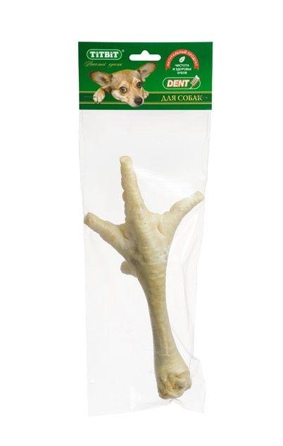 Лапка индюшачья TiTBiT для собак