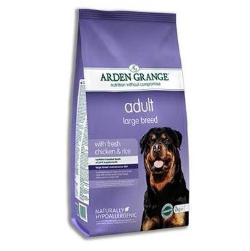 Сухой корм Arden Grange Adult Dog Large Breed для взрослых собак крупных пород