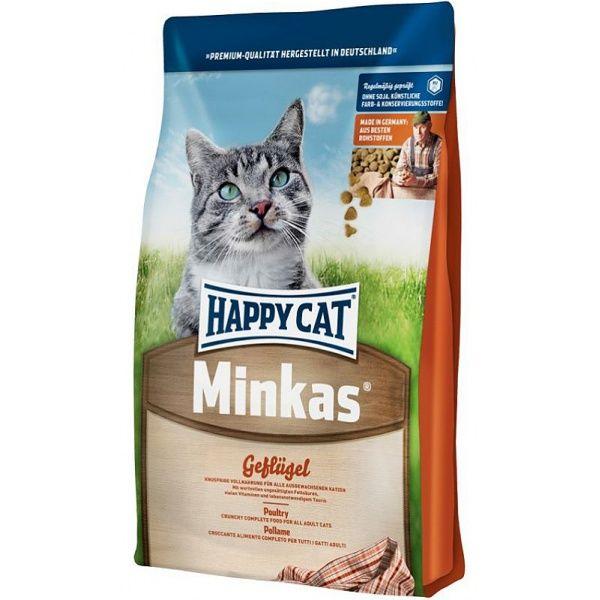 Сухой корм Happy Cat Minkas для кошек
