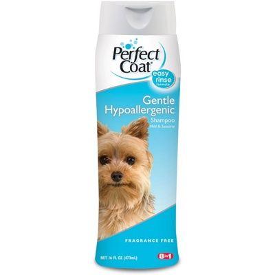 Шампунь 8in1 Perfect Coat Hypoallergenic Shampoo гипоаллергенный для собак 473 мл