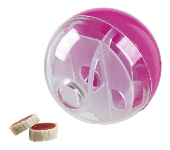 Игрушка для лакомств Trixie 45576 Мяч для кошек