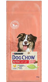 Сухой корм Dog Chow Active для активных собак
